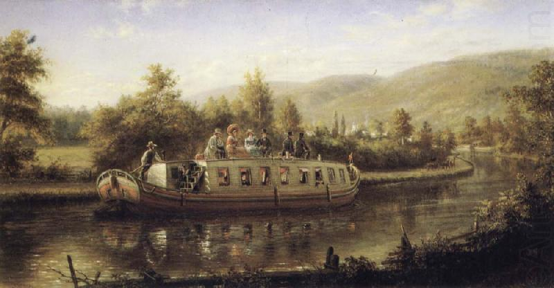 Early Days of Rapid Transit, Edward lamson Henry